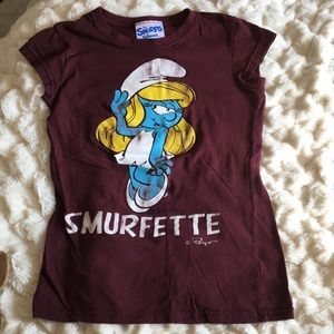 Tops - Official Smurf's merchandise